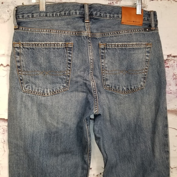 1a48f6ab Lucky Brand Other - Lucky Brand 361 Vintage Straight Men's Jean' Sz 34